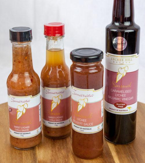 Sauces & Vinegars